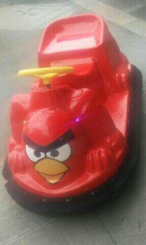 愤怒的小鸟碰碰车